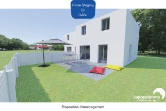 Vente maison villa avec jardin à Hyères 83400 - Agence Immobilière Hyères Happyssimmo 83400 - Vente Maison Villa à Giens 83400 - Villa for sale in Provence