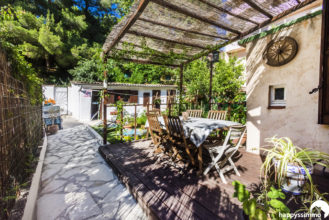 Vente villa t3 toulon avec jardin plain pied - Meilleurs Agents Happyssimmo Leboncoin villa toulon - Maison à Vendre VAR