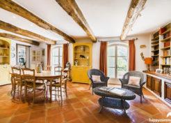 Vente villa plain pied avec jardin à Régusse 83630 - Agence Immobilière Régusse 83630 Happyssimmo - Estimation Immobilière - Villa Maison à Vendre avec jardin dans le Var - Villa for sale in Provence