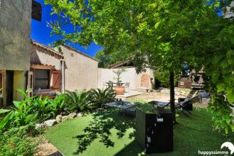 Vente maison avec jardin à Sanary - Agence Immobilière Sanary Happyssimmo - Estimation Immobilière Sanary Happyssimmo - Villa for Sale in Provence