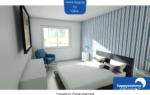 Home Staging by ODILEVente appartement avec terrasse au centre-ville Hyères - 83400 - Agence Immobilière Hyères happyssimmo - Estimation Immobilière Hyères happyssimmo