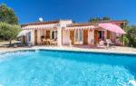Vente villa avec jardin et piscine à Régusse 83630 - Agence Immobilière Haut-Var Happyssimmo Verdon - Estimation Immobilière haut Var Happyssimmo - Villa for sale in Provence - Villa à Vendre dans le Var