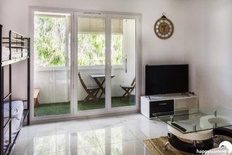Vente Appartement Studio à vendre à Bormes les mimosas - Agence Immobilière Bormes les mimosas - Happyssimmo Bormes les Mimosas - Achat appartement Bormes les mimosas - Estimation Immobilière Bormes les mimosas