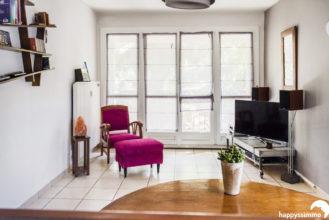 Vente appartement T3 à vendre avec terrasse à Toulon la serinette - Agence Immobilière Toulon La Serinette - Estimation Toulon La Serinette - Achat appartement Toulon La Serinette - Happyssimmo Toulon