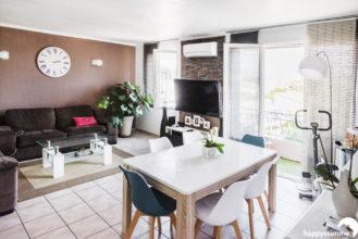 ACHAT Vente appartement T4 à vendre à La Seyne sur Mer 83500 - Agence Immobilière La Seyne sur Mer 83500 Happyssimmo La Seyne - Estimation Immobilière La Seyne sur Mer 83500 - Happyssimmo Six Fours