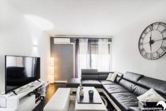 Achat Vente Appartement T3 à Six-Fours les Plages 83140 - Agence Immobilière Six-Fours 83140 Happyssimmo - Appartement à Vendre Six-Fours 83140
