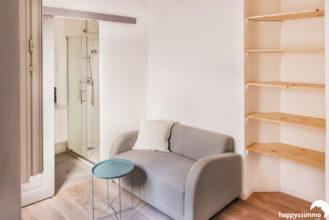 Achat Vente Appartement Haussmannien à Toulon 83200 - Agence Immobilière Toulon 83200 Happyssimmo - Appartement Idéal Investisseur Toulon - ImmoLibre Toulon - Happyssimmo Toulon