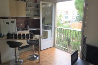 Vente achat Studio Six Fours  83140 - Agence Immobilière Six Fours 83140 Happyssimmo
