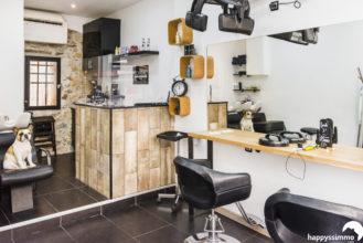 Agence Immobilière Happyssimmo Toulon - Vente Salon de coiffure Toulon - Vente Gestion Location Estimation Immobilière Toulon Happyssimmo