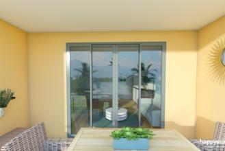 Appartement avec terrasse proche plage et mer - Hyères 83400 Giens Plage Almanare (3)
